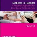 کتاب لاتین دیابت در بیمارستان: رویکرد عملی برای متخصصین مراقبت سلامت (2009)