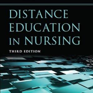 کتاب لاتین آموزش از دور در پرستاری (2012)