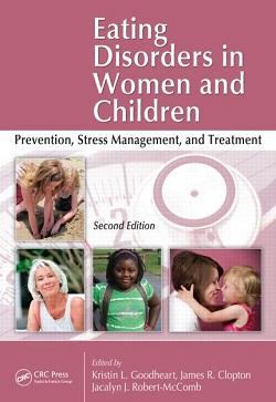 کتاب لاتین اختلالات خوردن در زنان و کودکان؛ پیشگیری، مدیریت استرس و درمان (2012)