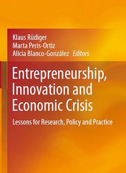کتاب لاتین کارآفرینی، نوآوری و بحران اقتصادی (2014)