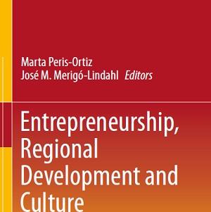 کتاب لاتین کارآفرینی، توسعه منطقه ای و فرهنگ (2015)