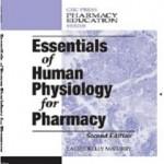 کتاب لاتین ضروریات فیزیولوژی انسان برای داروسازی (2011)