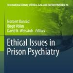 کتاب لاتین مسائل اخلاقی در روانپزشکی زندان (2013)