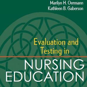 کتاب لاتین ارزیابی و آزمودن در آموزش پرستاری (2014)