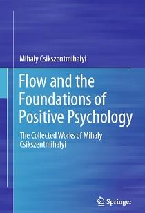 کتاب لاتین غرقه گی و پایه های روانشناسی مثبت گرا