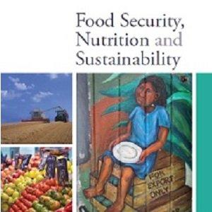 کتاب لاتین امنیت غذایی، تغذیه و توسعه پایدار (2010)