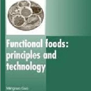 کتاب لاتین غذا های کاربردی: اصول و تکنولوژی (2009)