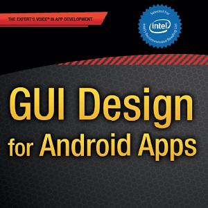 کتاب لاتین طراحی رابط کاربری گرافیکی (GUI) برای اندروید
