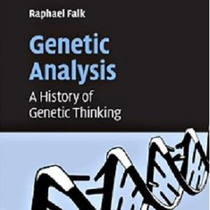 کتاب لاتین تجزیه و تحلیل ژنتیکی: تاریخ تفکر ژنتیک (2009)