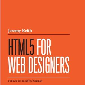 کتاب لاتین HTML5 برای طراحان وبسایت