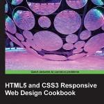 کتاب لاتین استفاده از HTML5 و CSS3 در طراحی وبسایت ریسپانسیو (2013)