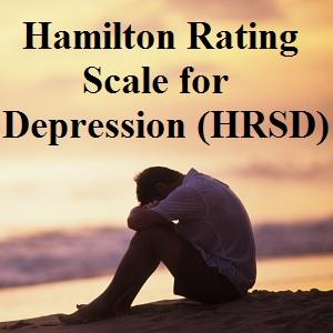 مقیاس درجه بندی افسردگی همیلتون (HDRS)