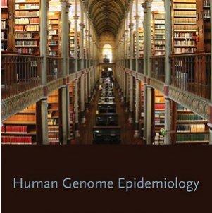 کتاب لاتین اپیدمیولوژی ژنوم انسانی (2010)