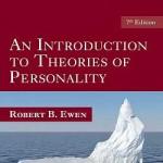 کتاب لاتین مقدمه ای بر نظریه های شخصیت (2010)