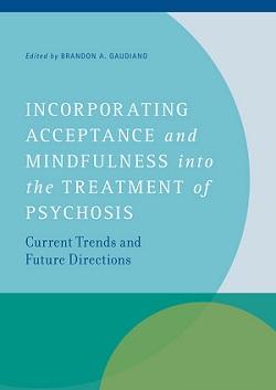 کتاب لاتین تلفیق پذیرش و ذهن آگاهی برای درمان روانپریشی (2015)