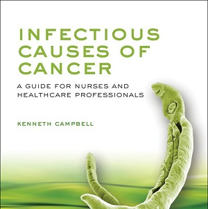 کتاب لاتین دلایل عفونی سرطان: راهنما برای پرستاران و افراد حرفه ای مراقبت سلامت (2011)