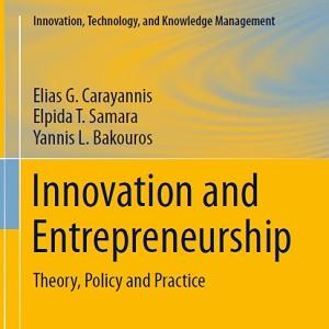 کتاب لاتین نوآوری و کارآفرینی (2015)