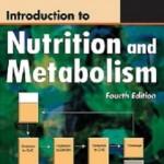 کتاب لاتین مقدمه ای بر تغذیه و متابولیسم (2008)