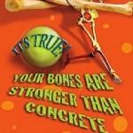 کتاب لاتین درست است! استخوان های شما قوی تر از بتن است (2007)