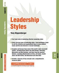 کتاب لاتین سبک های رهبری