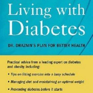 کتاب لاتین زندگی با دیابت: برنامه دکتر درازنین برای سلامت بهتر (2008)