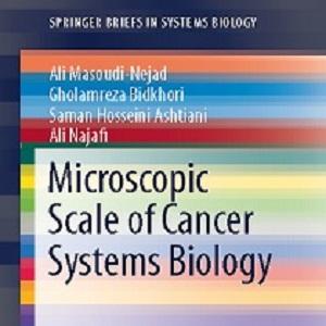کتاب لاتین مقیاس میکروسکوپی بیولوژی سیستم های سرطان (2015)