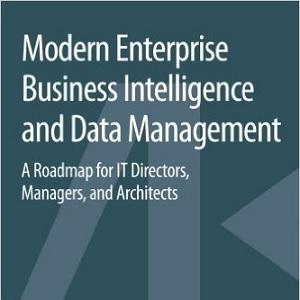 کتاب لاتین هوش تجاری شرکت های مدرن و مدیریت داده ها (2014)