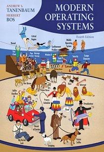 فایل pdf کتاب لاتین سیستم های عامل مدرن