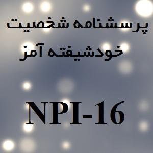 پرسشنامه شخصیت خودشیفته آمز (NPI-16)