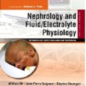 کتاب لاتین نفرولوژی و مایعات/ فیزیولوژی الکترولیت: سوالات و بحث های نوزادان (2012)