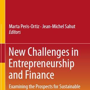کتاب لاتین چالش های جدید در کارآفرینی و مالی (2015)
