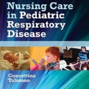 کتاب لاتین مراقبت پرستاری در بیماری تنفسی کودکان (2012)