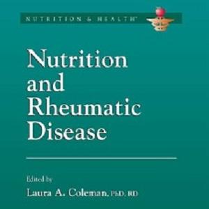 کتاب لاتین تغذیه و بیماری روماتیک (2008)
