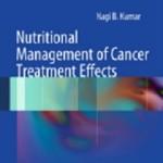 کتاب لاتین مدیریت تغذیه ای اثرات درمان سرطان (2012)