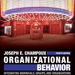 کتاب لاتین رفتار سازمانی: یکپارچه سازی افراد، گروه ها و سازمان ها (2011)