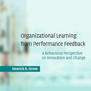 کتاب لاتین یادگیری سازمانی از بازخورد عملکرد (2003)