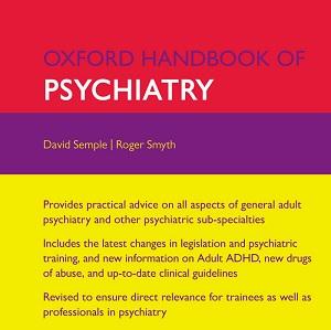 کتاب لاتین راهنمای روانپزشکی آکسفورد (2013)