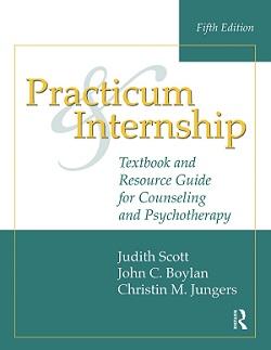 کتاب لاتین کارآموزی و کارورزی؛ راهنمای کتاب درسی و منابع برای مشاوره و روان درمانی (2015)