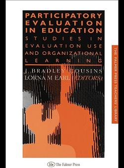 کتاب لاتین ارزیابی مشارکتی در آموزش و پرورش؛ مطالعات انجام شده در ارزیابی یادگیری سازمانی (2005)