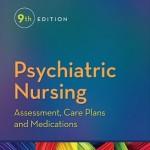 کتاب لاتین پرستاری روانپزشکی؛ ارزیابی، برنامههای مراقبتی و داروها (2015)