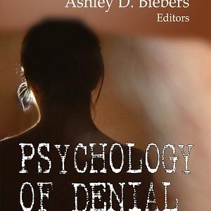 کتاب لاتین روانشناسی انکار (2010)