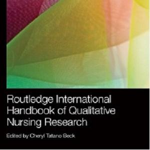 کتاب لاتین راهنمای بین المللی پژوهش کیفی پرستاری روتلج (2013)