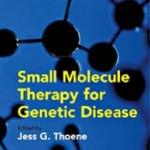 کتاب لاتین مولکول کوچک درمانی برای بیماری ژنتیکی (2010)