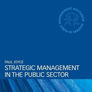 کتاب لاتین مدیریت استراتژیک در بخش دولتی