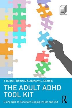 کتاب لاتین بسته اختلال نقص توجه بیش فعالی بزرگسالان