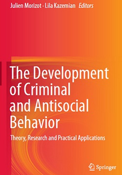 کتاب لاتین رشد رفتار ضد اجتماعی و جنایی؛ نظریه، تحقیقات و کاربرد عملی