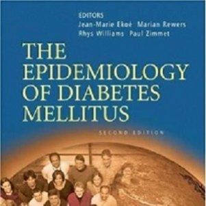 کتاب لاتین اپیدمیولوژی دیابت ملیتوس (2008)