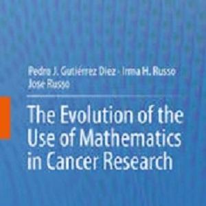 کتاب لاتین تکامل استفاده از ریاضیات در پژوهش سرطان (2012)