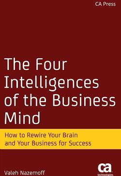 کتاب لاتین چهار هوشمندی ذهن تجاری (2014)