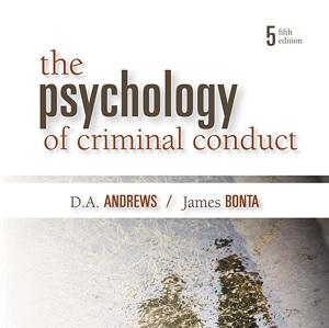 کتاب لاتین روانشناسی رفتار مجرمانه (2010)
